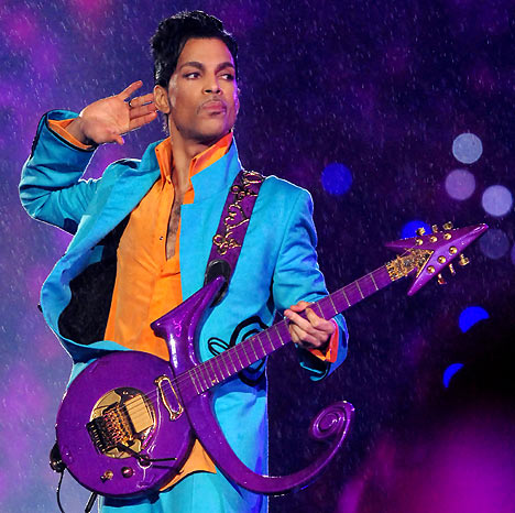 Prince Super Bowl performance