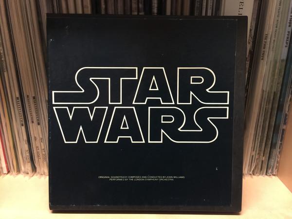 Star Wars reel-to-reel 1
