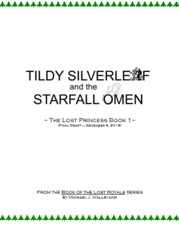 Tildy Silverleaf and the Starfall Omen