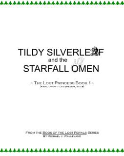 Tildy Silverleaf and the Starfall Omen